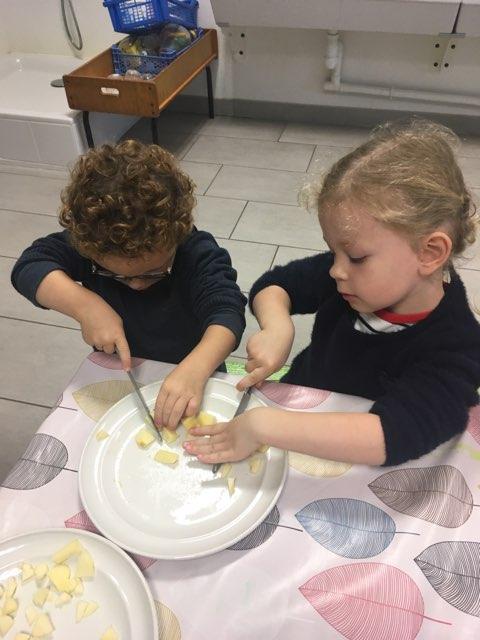 Atelier salade de fruits 8